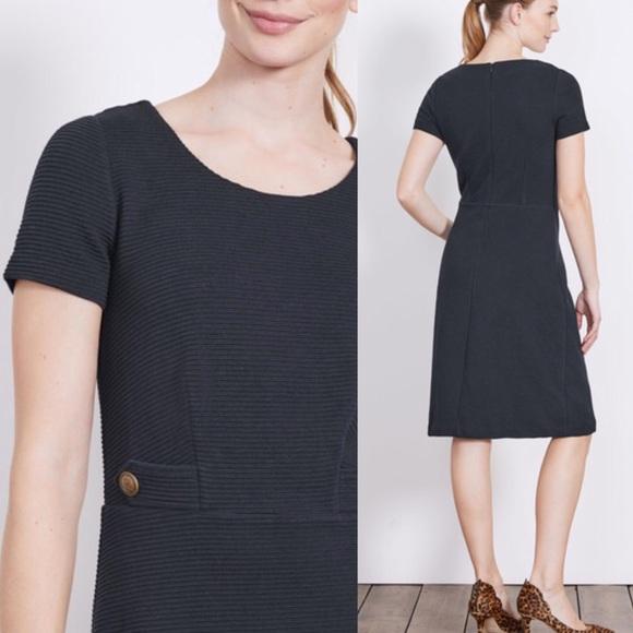 eb30018f65 Boden Dresses & Skirts - Boden Navy Blue Cordelia Dress 12L